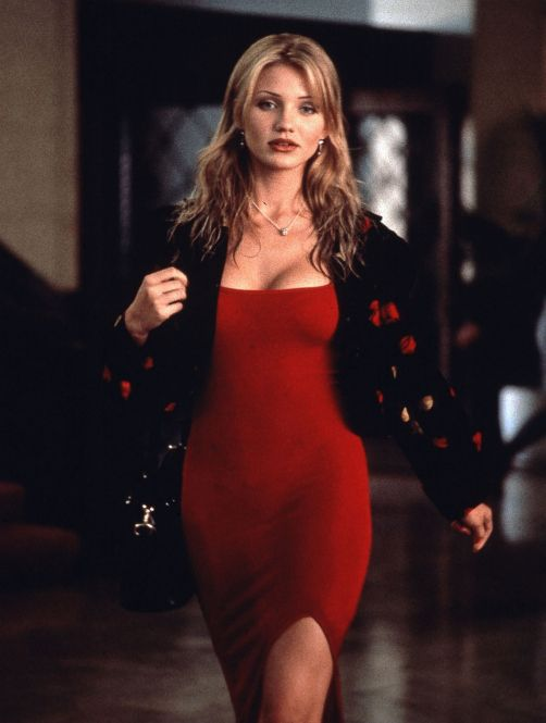 Cameron Diaz as tina in the Mask costume