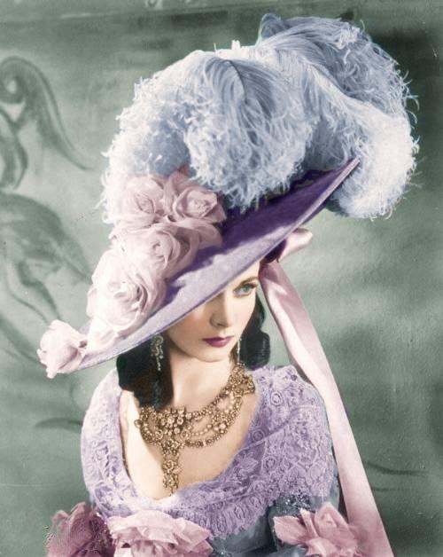Vivien Leigh. Not as Scarlett but still beautiful.