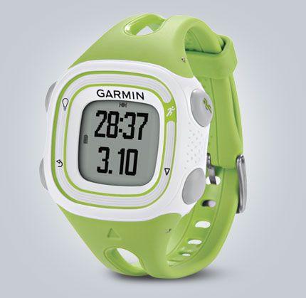Garmin   Forerunner 10 - Garmin's lightest, GPS running watch.