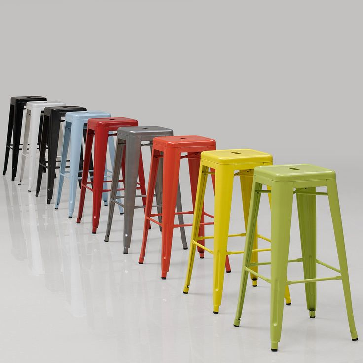 Metal counter stools, Bar stools and Stools on Pinterest