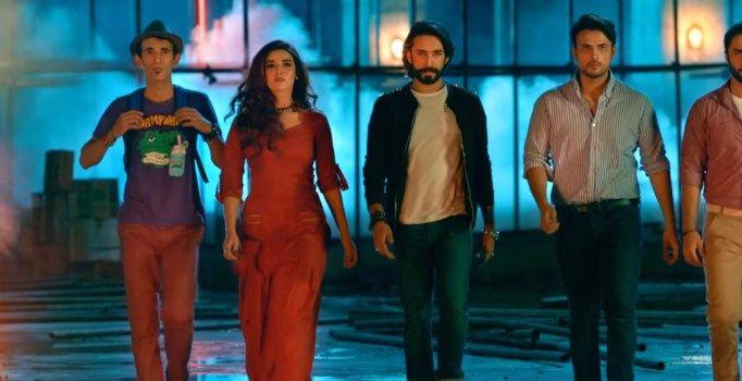 Pakistani movie Parchi's Imagine: Surely A Strange Imagination!