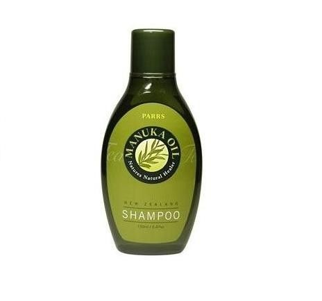 Przeciwłupieżowy koncentrat do włosów z olejkiem Manuka – Manuka Oil Shampoo 150 ml. | Kosmetyki naturalne Uroda www.thenaturefarm.pl