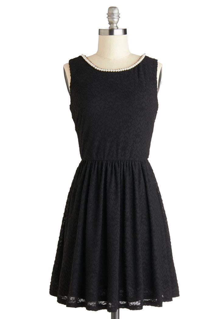 String of Twirls Dress | Mod Retro Vintage Dresses | ModCloth.com- Grad dress? So pretty!