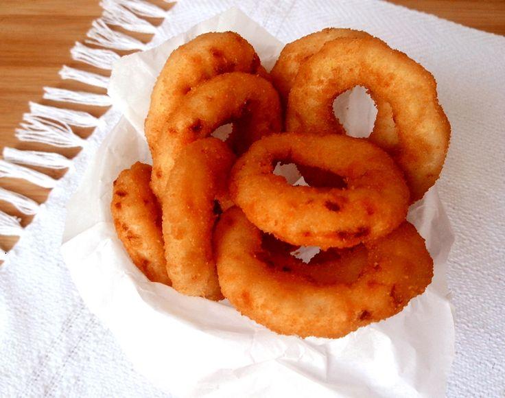 Acho bem difícil encontrar alguém que não goste de batatas fritas. Eu amo, mas meu acompanhamento preferido para um bom hambúrguer é uma porção de Onion rings, de preferência daqueles mais grossinh…