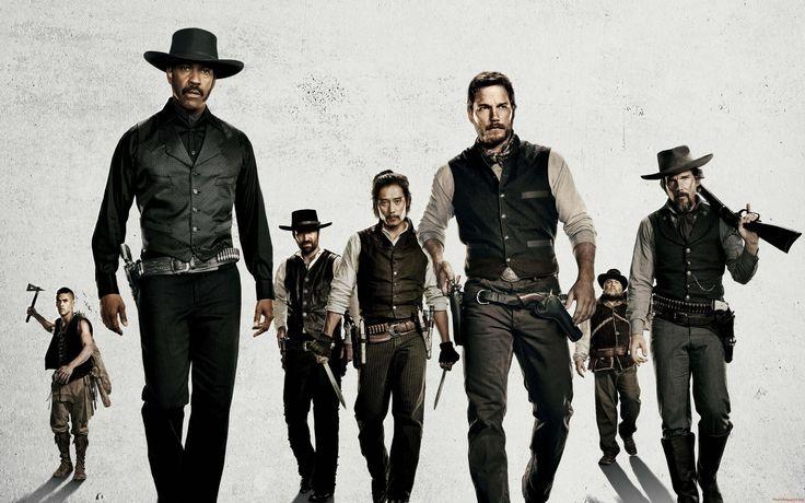 """Denzel Washington e Chris Pratt lideram uma nova versão de """"Os Sete Magníficos"""", que estreia esta semana nas salas de cinema. É o grande regresso do western e mais 40 filmes, de John Ford a Quentin Tarantino, ajudam a perceber como não há género a que a Sétima Arte tenha feito tanta justiça."""