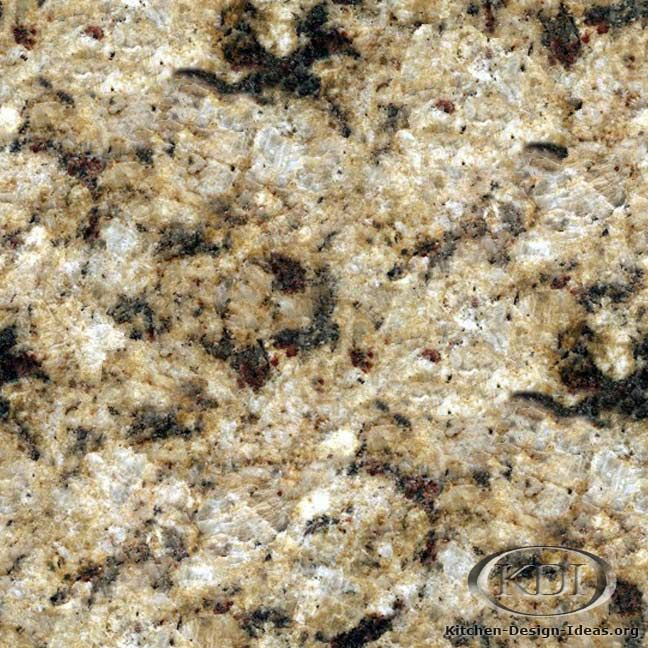 Giallo Farfalla Granite Is A Natural Stone That Could Be Used For Kitchen  Countertop Surfaces.