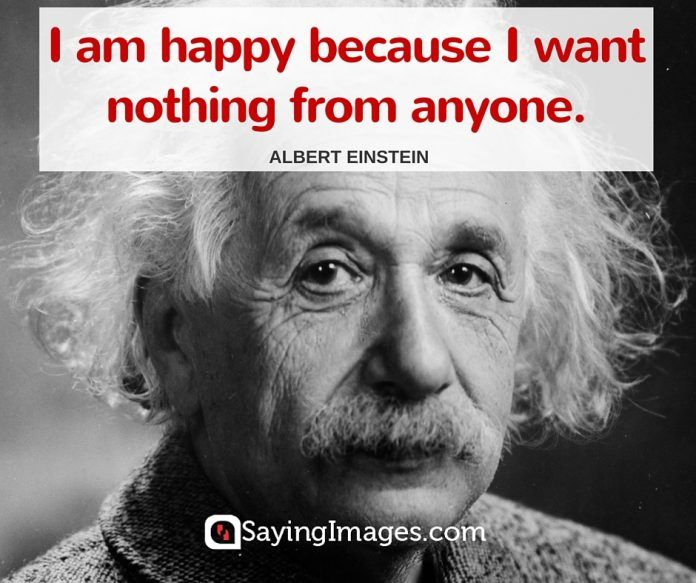 Best 20 Albert Einstein Quotes And Sayings Citations
