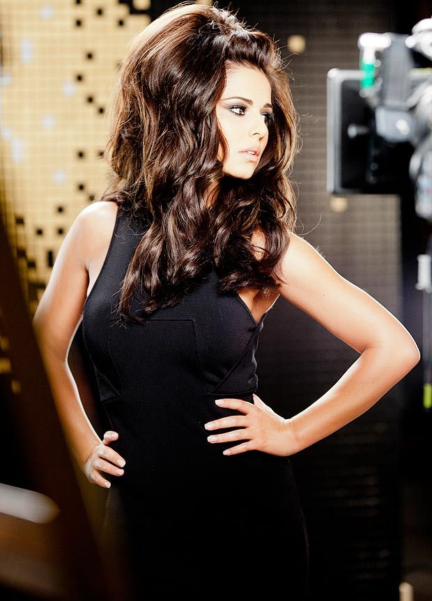 Cheryl Cole. Awesome hair.