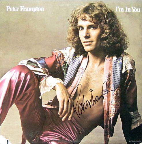 peter frampton something's happening