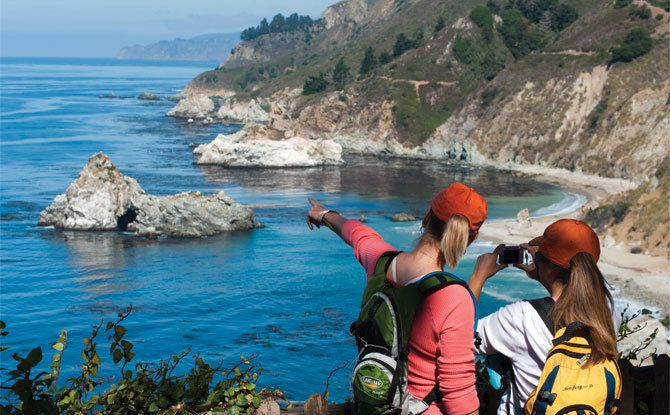 Top 10 hikes Monterey County California - Things to Do - Outdoor Activities, Animals & Wildlife, Arts & Culture, Historic Sites, Wine.