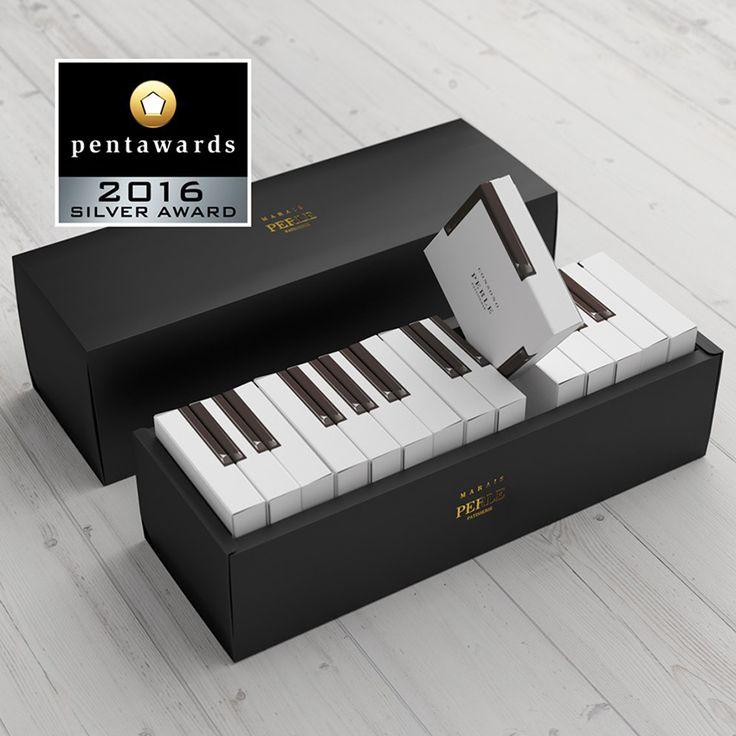 焼菓子ギフトパッケージデザイン(静岡・沼津お土産・手土産スイーツ)ピアノの鍵盤がモチーフ。発表会や演奏会の記念品やプレゼント、お祝い、贈り物などにも。通販も可能。 | ラトーナマーケティング【マーケティング戦略のデザイン事務所】