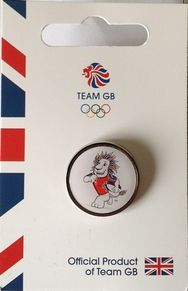 Official #TeamGB #Rugby pin