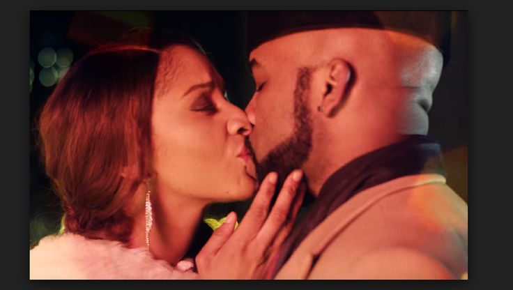A few hours ago, 'former' Nigeria's most eligible bachelor, Banky W, engaged actress, Adesuwa Etomi.Celebrities celebrate Banky W's engagement to Adesuwa Etomi. The news spread all over social media like wildfire. The singer and Etomi acted as a couple in the record... #naijamusic #naija #naijafm