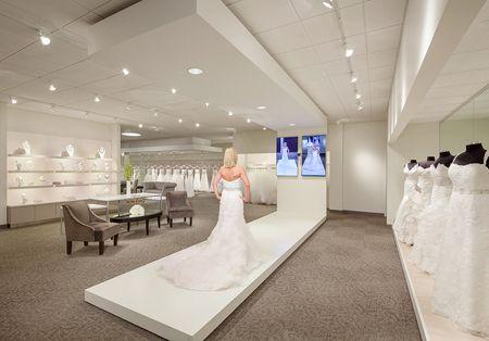 Bridal Shops Runway And Floor Plans On Pinterest