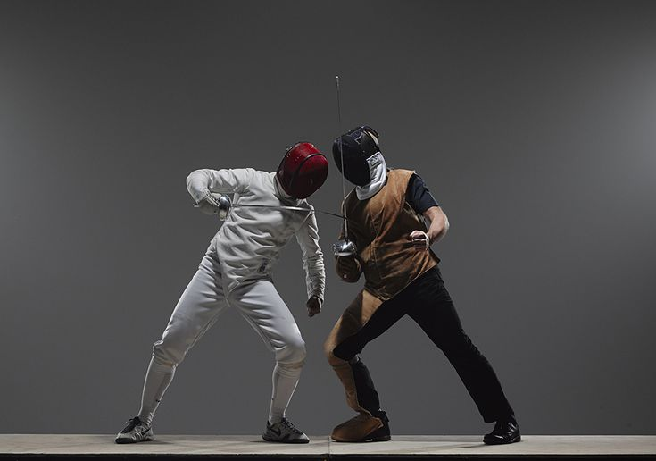 Free individual fencing lessons at London Fencing   London Fencing Club News