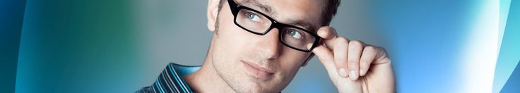 Shopping for mens prescription glasses is easy with our extensive frame and lens selection.