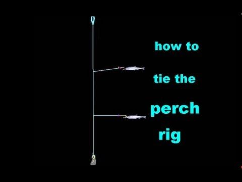 How to tie a dropper loop and add a hook youtube for How to tie a fishing lure