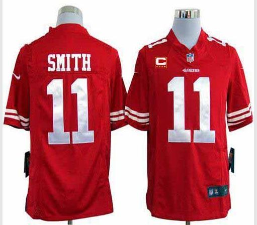 Womens Smith 49ers Alex Jersey