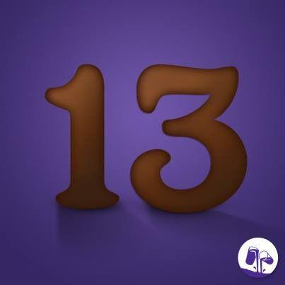 13 (off facebook)