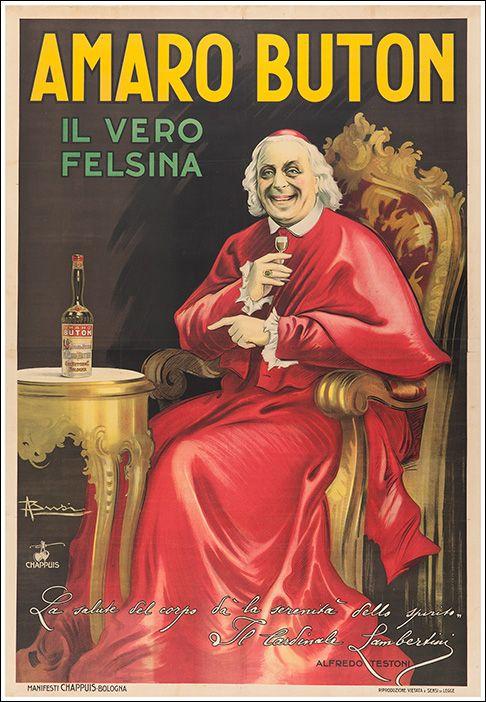Amaro Buton, Bologna (Cardinale Lambertini)