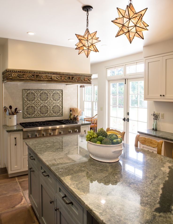 classic spanish in pasadena charmean neithart interiors designs stunning living rooms kitchens bathrooms - Kitchen Bathroom Design