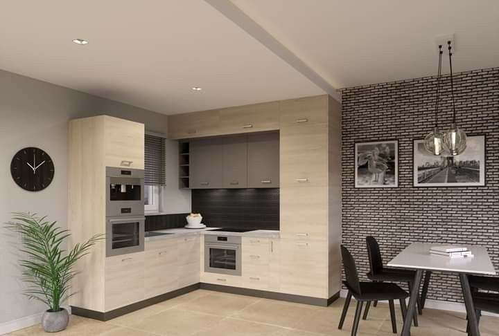 Pin By Mariola Stepien On Meble Kuchnia Kitchen Cabinets Kitchen Home