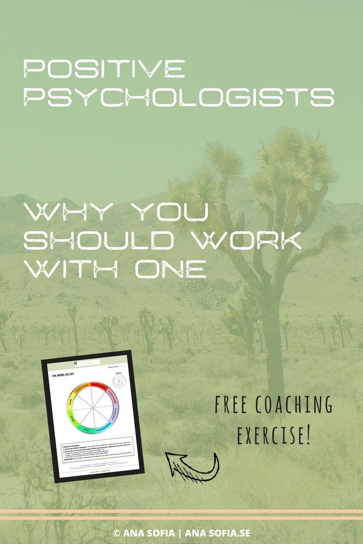 Blog post + coaching exercise on Positive Psychology.
