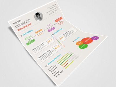 146 best infographic resumes images on Pinterest Info graphics - infographic resumes
