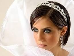 Картинки по запросу свадебные прически для коротких волос с челкой