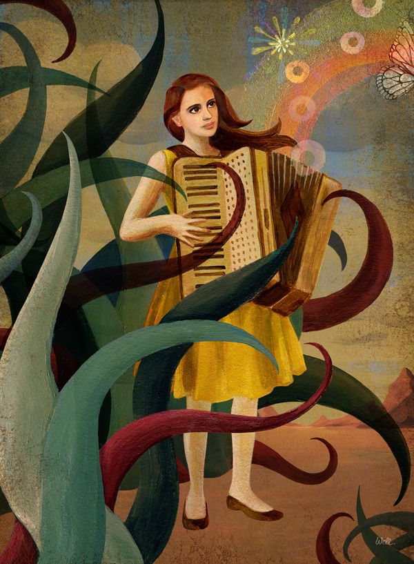 Illustrations by Alice Wellinger