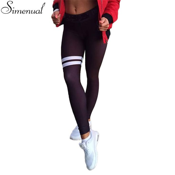 #aliexpress, #fashion, #outfit, #apparel, #shoes #aliexpress, #arrival, #autumn, #leggings, #women, #elastic, #fitness, #striped, #legging, #activewear, #athleisure, #black, #jeggings
