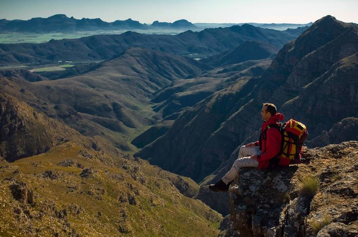A mountain journey of no ordinary experience