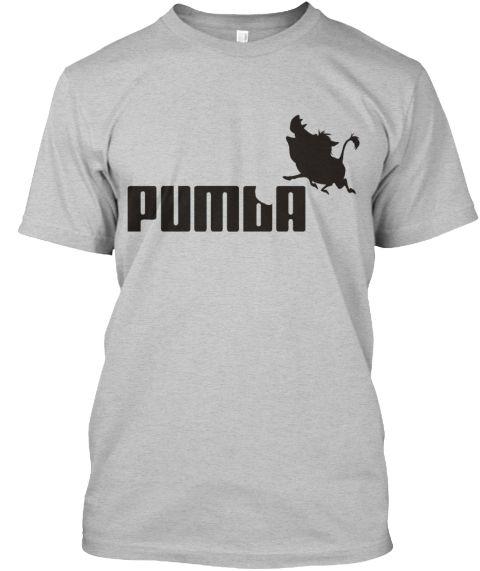 2567a9097 2018 Funny Tee Cute T Shirts Homme Pumba #tshirt #tshirts #limitededition