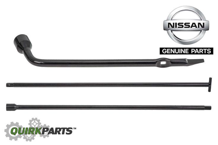 Nice Amazing 2004-2014 Nissan Titan Armada 2005-2012 Pathfinder   Car Jack Tool Kit OEM NEW 2017 2018