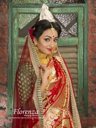 Traditional Bengali Bridal Makeup   Best Makeup Artist in