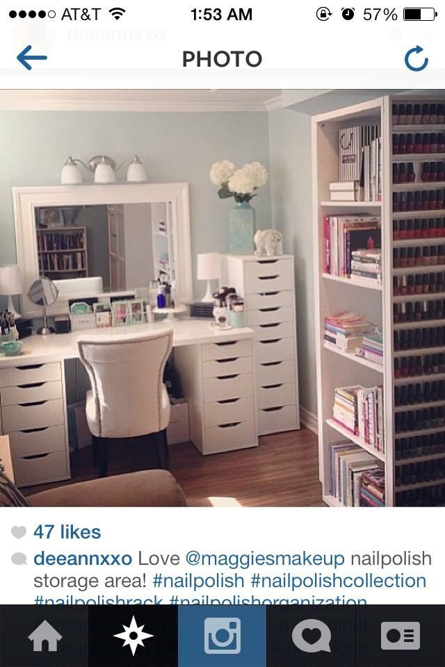 I want this vanity