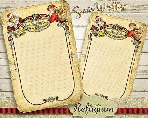 Weihnachtswunschliste