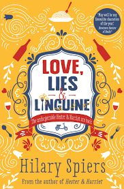 Title: Love, Lies and Linguine Author: Hilary Spiers Published: February 1st 2017 Publisher: Allen & Unwin Pages: 448 Genres: Fiction RRP: $29.99 Rating: 3 stars The delightfully irascible sist…