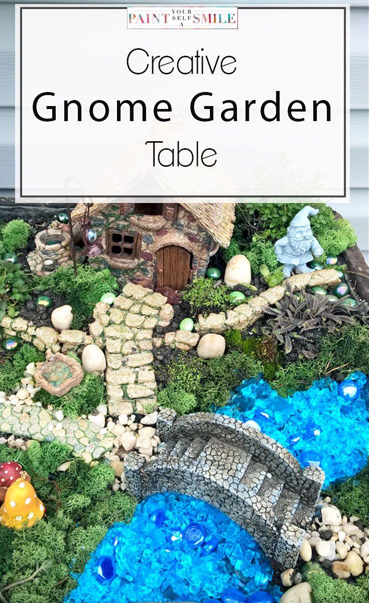 527 best Fairy gardens images on Pinterest