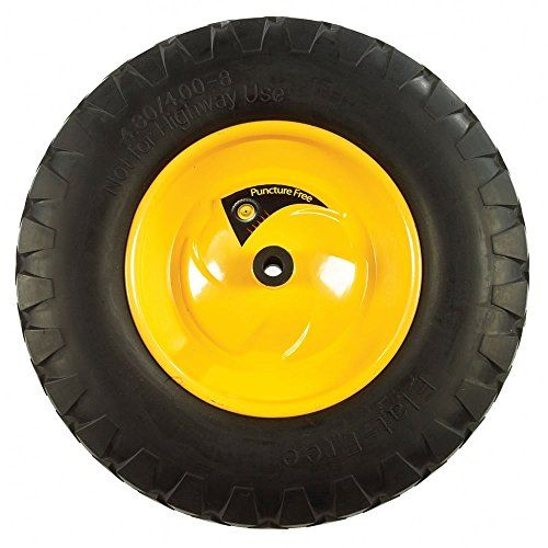 From 30.53 Haemmerlin Puncture Free Wheelbarrow Wheel -pfw-400