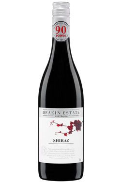 Deakin Estate Shiraz Vin rouge, 750 ml Code SAQ :  00560821