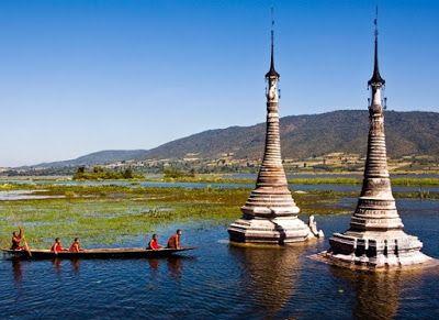 Myanmar Flight: Flight to Burma-  Myanmar travel guide