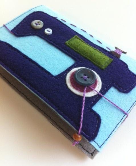 sewing machine Needlecase