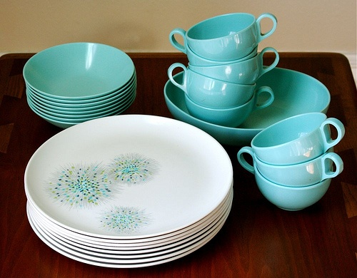 VINTAGE MELAMINE & 420 best Melamine/Melmac Dishes images on Pinterest | Dinnerware ...