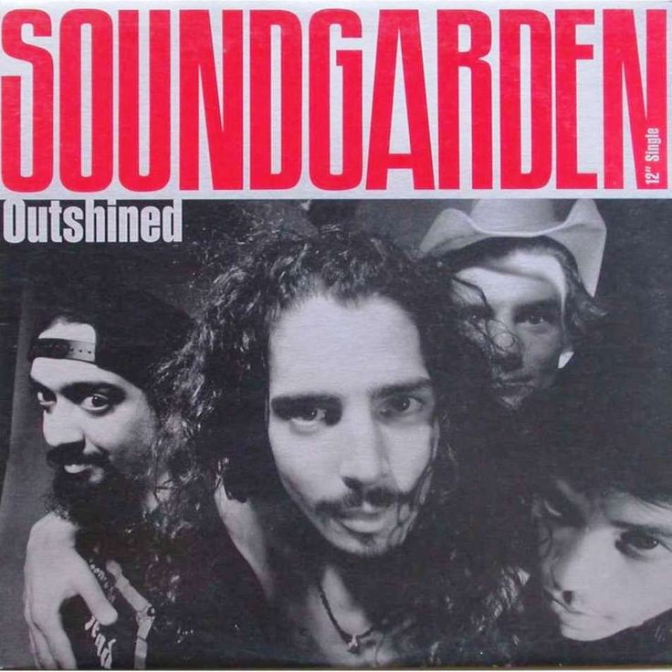 Outshined. Soundgarden