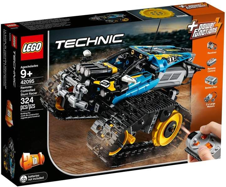 Lego Technic Remote Controlled Stunt Racer 42095 Lego Technic Lego Technic Sets Lego