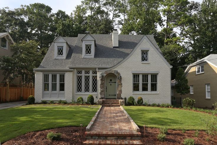 17+ Ideas About Red Brick Exteriors On Pinterest
