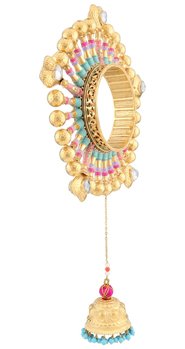 Manish Arora for Amrapali Queen of hearts Bangle