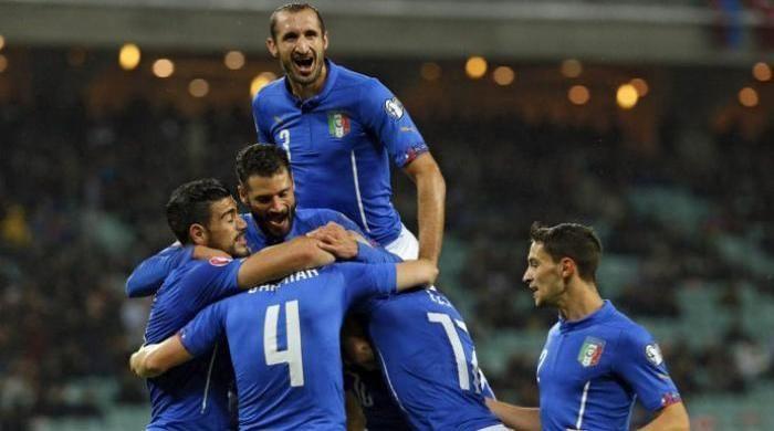 Ancelotti Yakin Italia Lolos ke Piala Dunia - Tribunnews