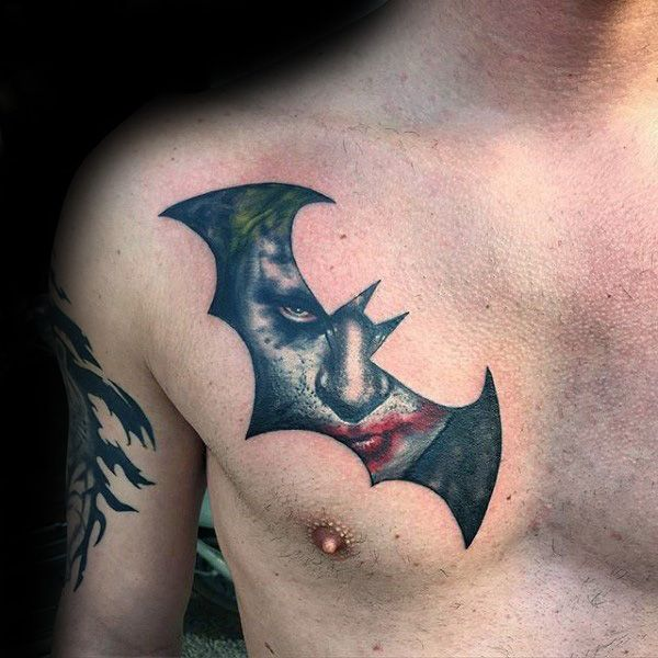 50 Cool Joker Tattoos for Guys. 17 Best ideas about Cool Tattoos For Guys on Pinterest   Sleeve